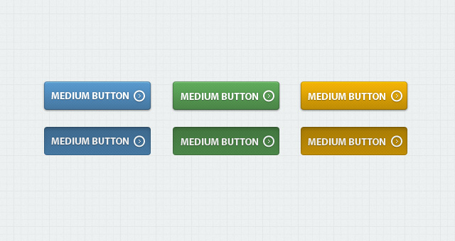 005 classic simple web buttons big medium small rollover psd 1