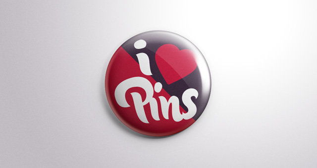 019 love pin badge ribbon banner circle click psd 1