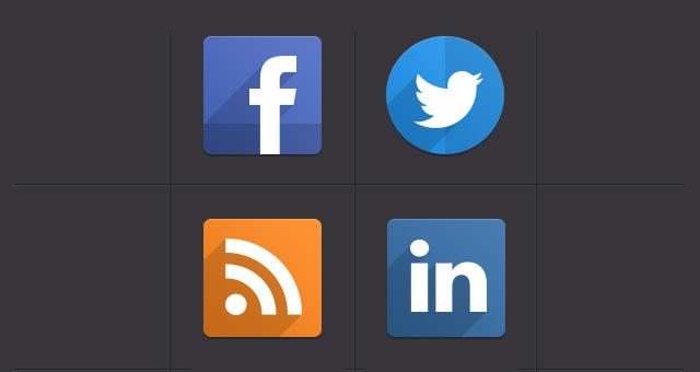 021 social icons app ui google bit psd free 1