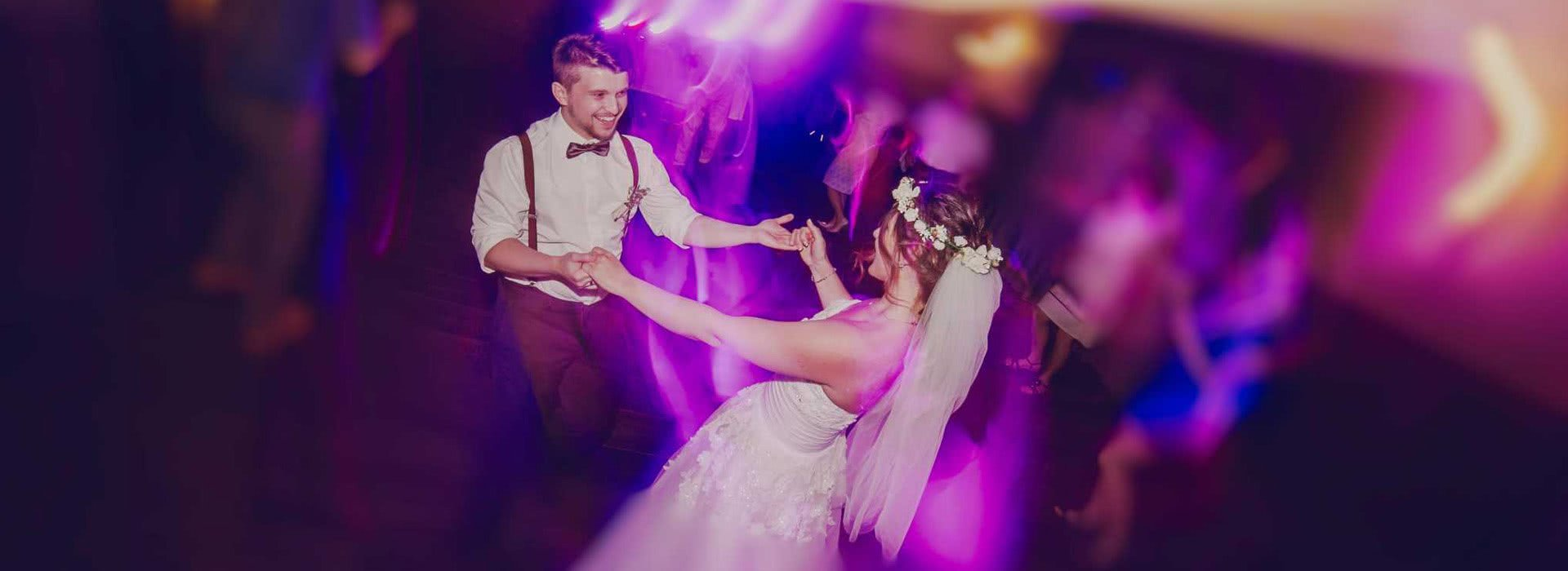 wedding dj east kilbride